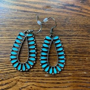 2/$10 ✨ Turquoise Earrings